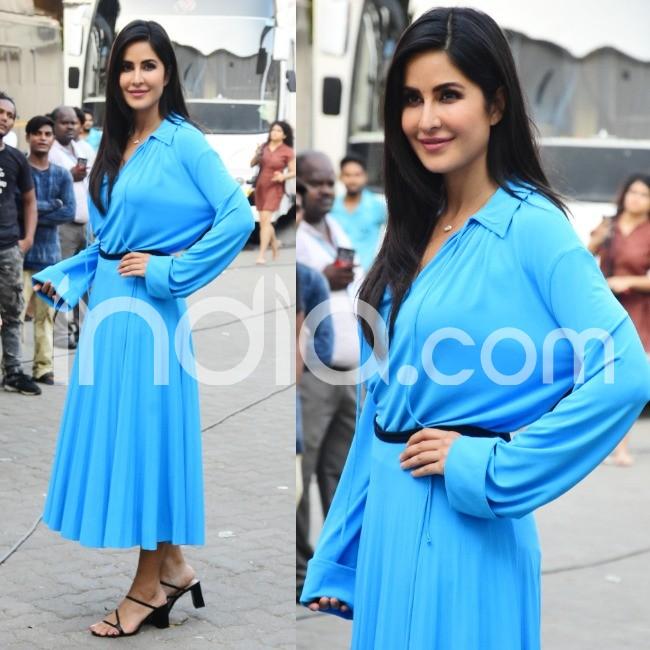 Katrina Kaif s breezy summer dress