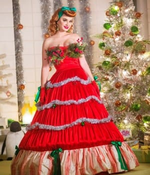 Christmas 2019: Singing Sensation Katy Perry All Jazzed up to Celebrate The Festival