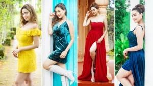 Anupamaa Fame Kavya Aka Madalsa Sharma Stuns Fans With Her Hot Avatar | Latest Photoshoot