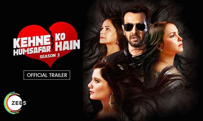 Kehne Ko Humsafar Hain season 3 on roll