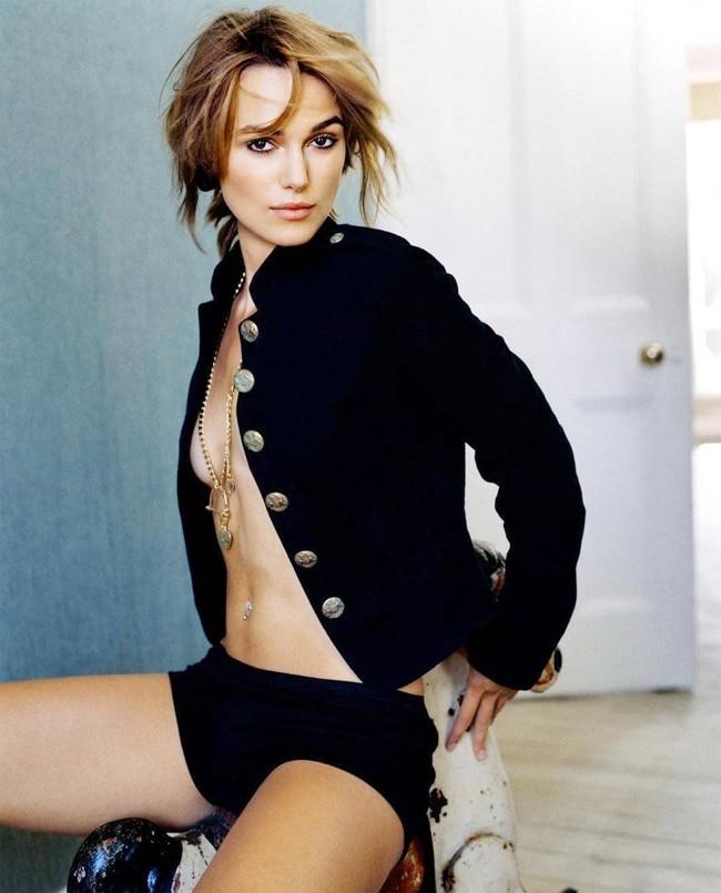 Keira Knightley  Top 20 Sexiest   Hottest Women 2021