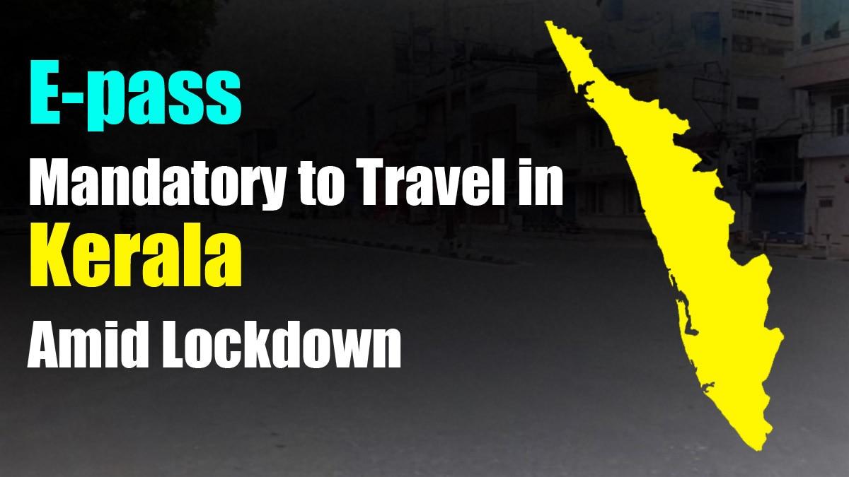 Kerala Imposes Total Lockdown