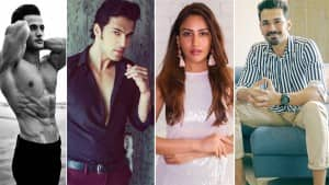 Khatron Ke Khiladi 11: From Rubina Dilaik, Parth Samthaan, Shaheer Sheikh, Rahul Vaidya, Contestants We Love To Watch Doing Real-Life Stunts