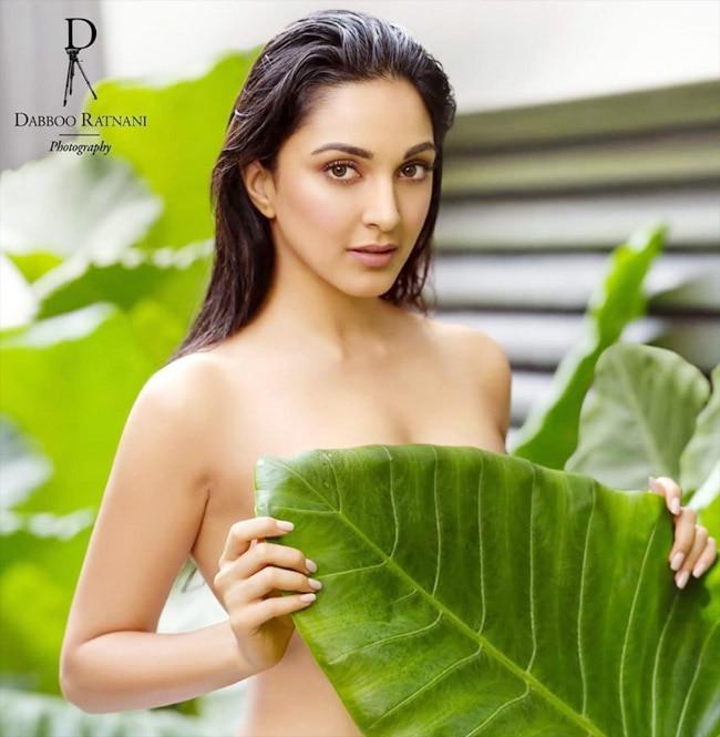 Kiara Advani   s shot for Dabboo Ratnani s Calendar Shoot 2020 is hot AF