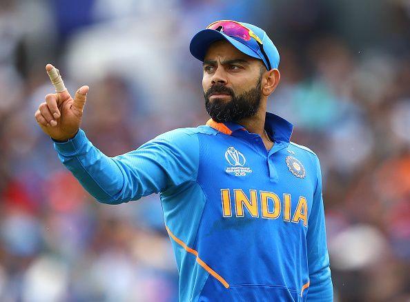King Kohli  Completes 12 Years in International Cricket