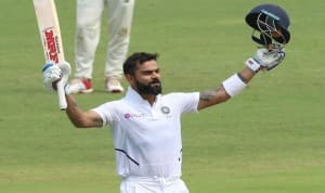 India vs South Africa, 2nd Test: Kohli's Record-Breaking Double Hundred Puts India on Top vs South Africa on Day 2