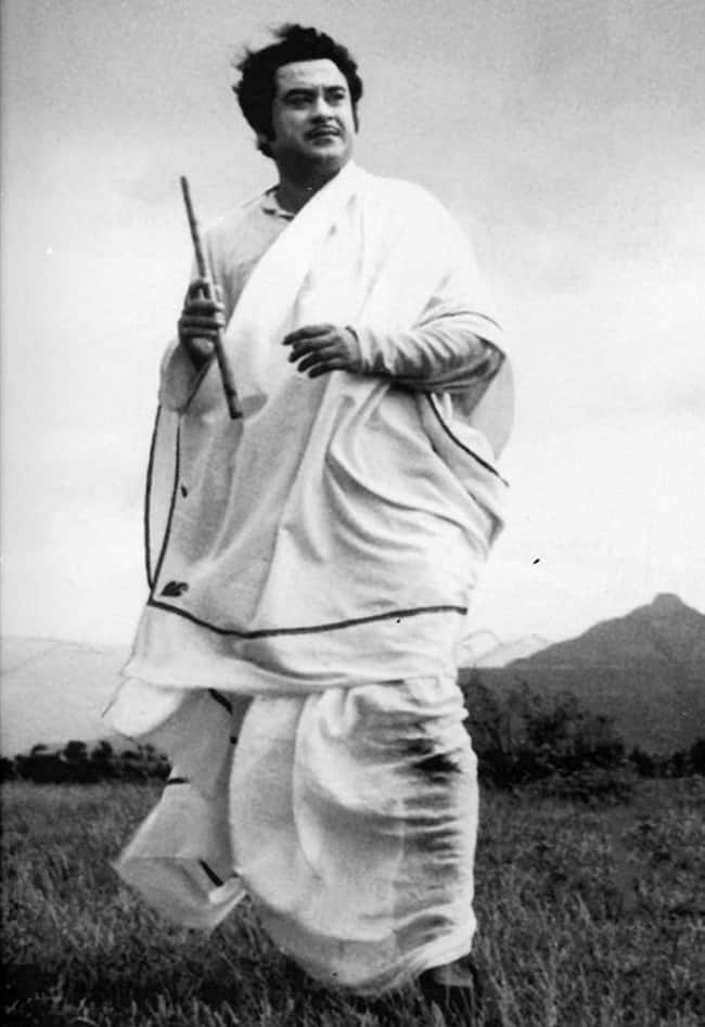 Kishore Kumar has sung in multiple languages