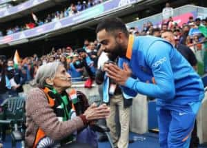 RIP Charulata Patel: How The 87-Year-old Indian Cricket Team Superfan Became Social Media Sensation   Check Photos