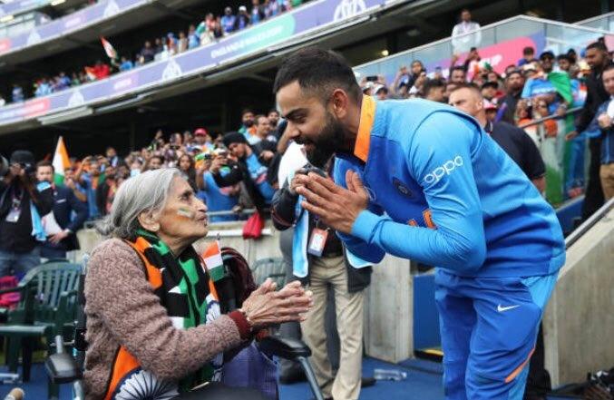Kohli Keeps His Promise