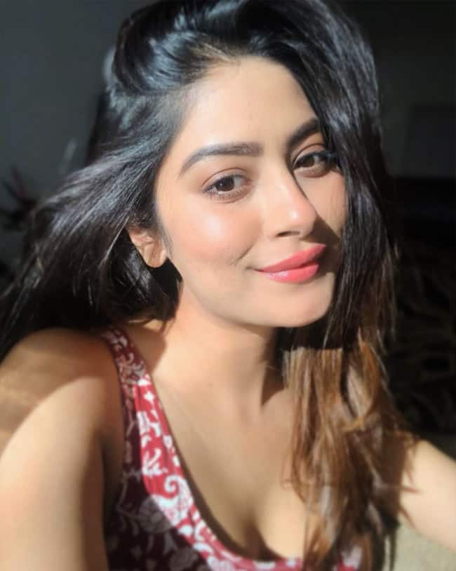 Krishna Mukherjee   s sun kissed Picture is Unmissable