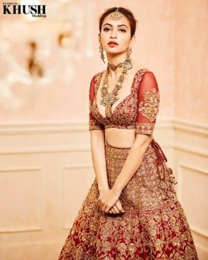 Kriti Kharbanda's Mesmerizing Pictures From Bridal Photoshoot is Winning Hearts of Netizens, Diva Looks Breathtaking
