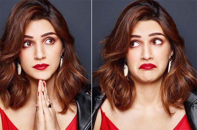 Kriti Sanon looks vivacious in photoshoot