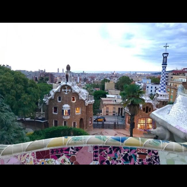 Kriti Sanon shares a view of Spain