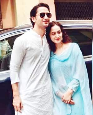 TV's Hottest Bachelor Shaheer Sheikh Ties The Knot With Ruchikaa Kapoor- See Pics