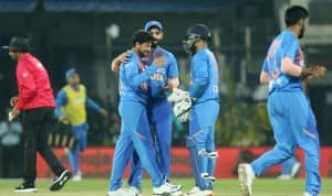 2nd T20I in Indore: Navdeep Saini, KL Rahul Star as India Steamroll Sri Lanka to Take Unassailable Lead