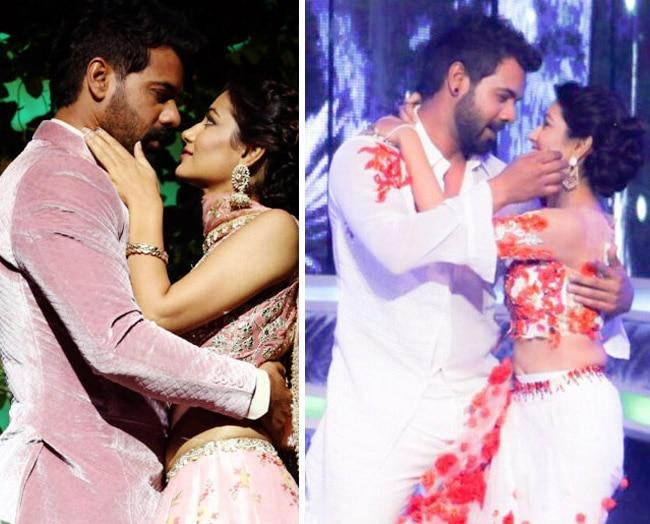 Kumkum Bhagya s popular couple Abhi and Pragya s Romantic Pics