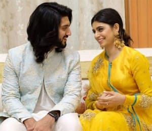 Inside pics of Ishqbaaz actor Kunal Jaisingh's engagement with co-star Bharati Kumar