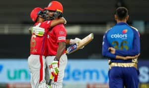 IPL 2020, In Pics: Kolkata Knight Riders, Kings XI Punjab Light Up Historic Super Sunday