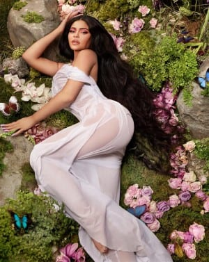 Kylie Jenner's Fairy Tale Pictures With Butterflies All Over Will Surely Make You Jealous