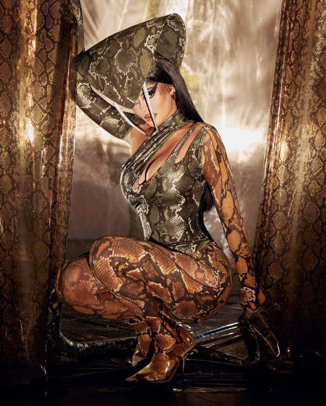 Kylie Jenner is a Bold King Cobra And These Pictures Are The Proof