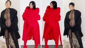 Kylie Jenner Oozes Oomph in Pre-Maternity Photoshoot | See Pics