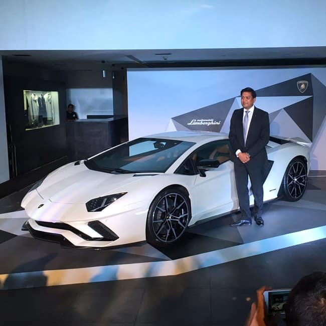 Lamborghini Aventador S Launched in India: Check out its