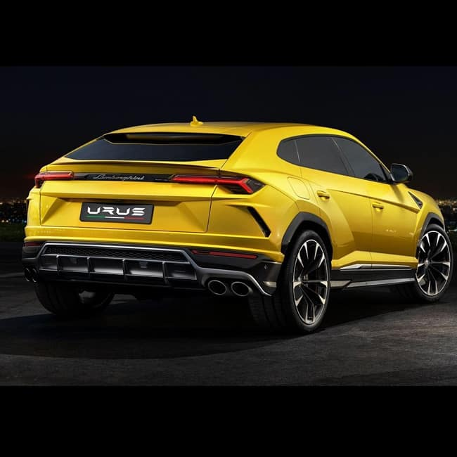 Lamborghini Suv: Lamborghini Unveils Urus SUV: Check Out Its Features And