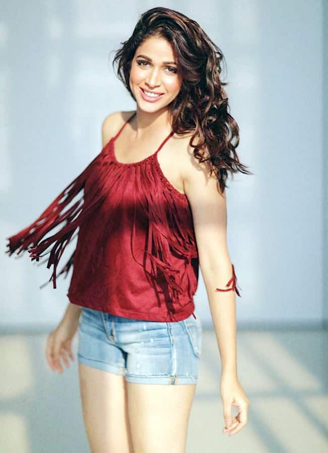 South Sensation Lavanya Tripathi Revisits a Couple of Years Old Photoshoot  Pictures