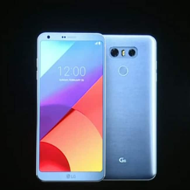 LG G6 launched at MWC 2017: Check out its features and specifications