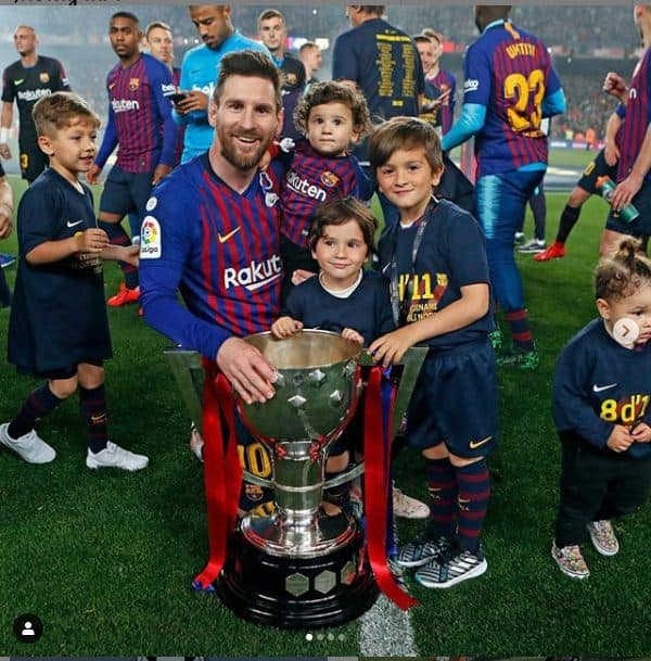Lionel Messi   The Man  The Legend