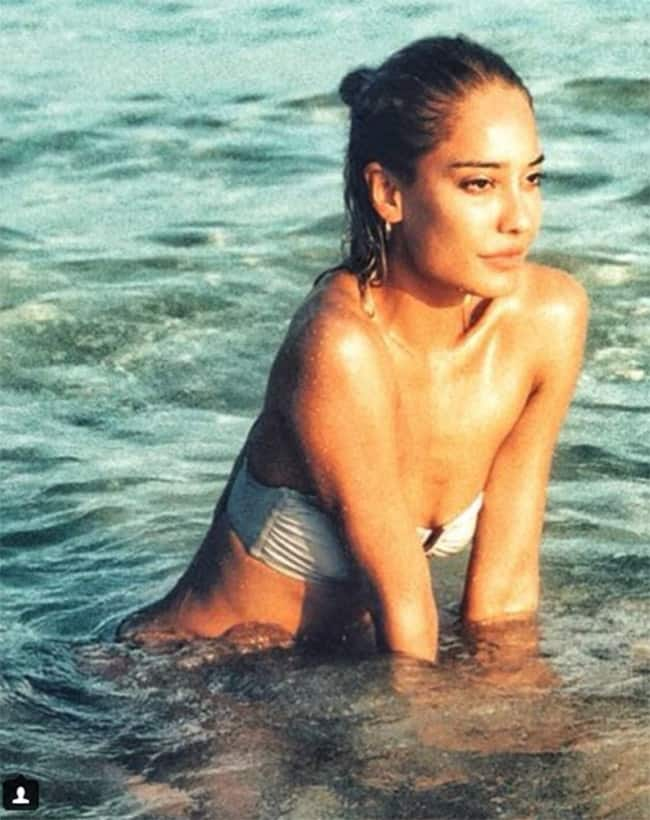 Lisa Haydon s pic with son Zack will make you want to hit the beach now