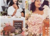 Inside Pics From Lisa Haydon's White Baby Shower With Tons of Flowers And Prettiness Around