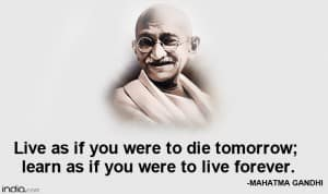 Gandhi Jayanti 2019: You Can Send These Quotes on Mahatma Gandhi's Birth Anniversary