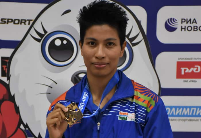 Lovlina s Second Straight Bronze