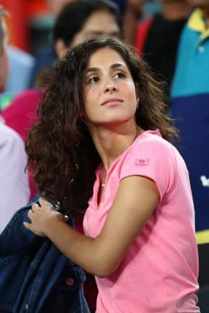 World Number One Rafael Nadal's Beautiful Brunette Wife Xisca Perello Will Make Your Heart Skip a Beat | SEE PICS