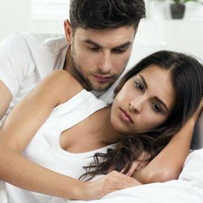 Low sex drive is a symptom of low estrogens in younger women