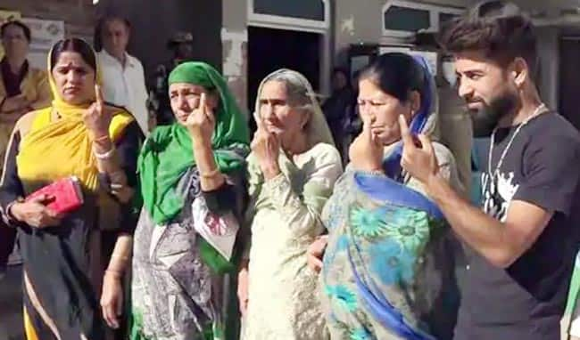 LS Polls Phase 5  Jammu and Kashmir Records 15 64 Per Cent Till 3 PM