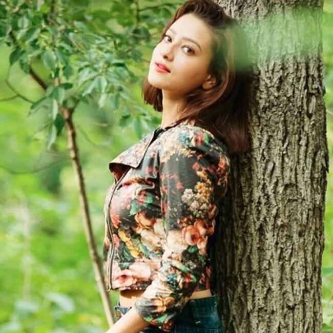 Madalasa Sharma   s Bold Look
