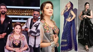 Madhuri Dixit Rocks Her Dance Deewane 3 Looks Just Like a Diva!