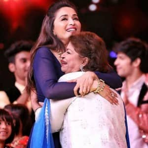 Madhuri Dixit's Most Emotional Tribute to Saroj Khan on Guru Purnima - See Viral Photos