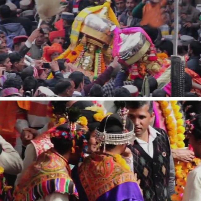 Maha Shivratri fair begins Himachal Pradesh s Mandi