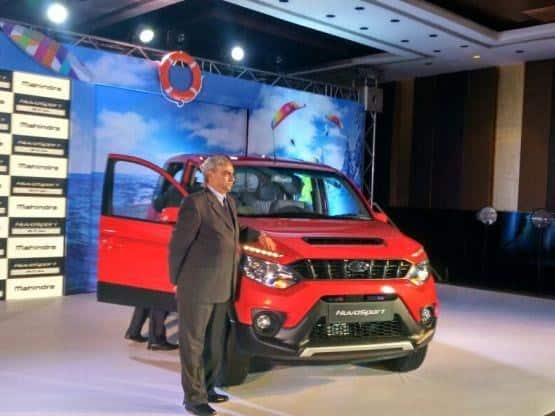 Mahindra and Mahindra  country iuml  iquest  frac12   s leading SUV maker has finally launched the highly awaited compact SUV NuvoSport  a rebranded version of Quanto SUV  in the Indian market at a price tag of INR 7 35 lakh  ex showroom Thane