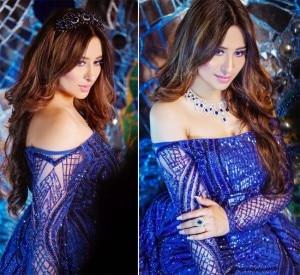 Mahira Sharma looks drop-dead gorgeous as a bride in latest photoshoot