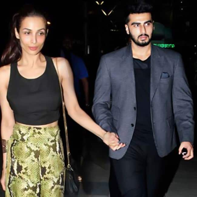 7 pics of Arjun Kapoor with Malaika Arora Khan which make us doubt