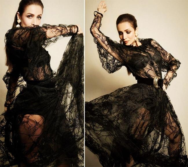 Malaika Arora s ageless beauty