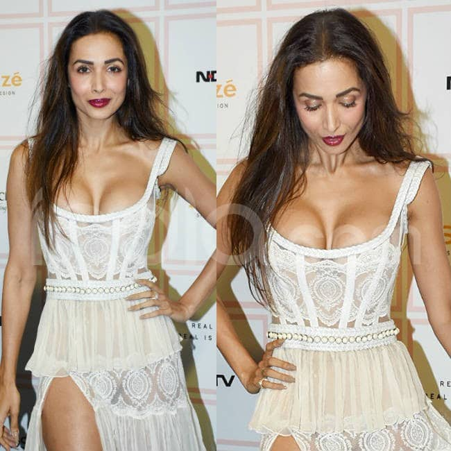 Malaika Arora s Gown  supposedly hot  gown at Vogue Beauty Awards