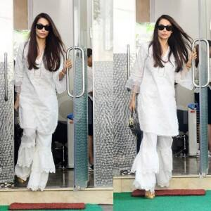 Malaika Arora's Desi Look is Your Perfect Pick For a Summery Sunday