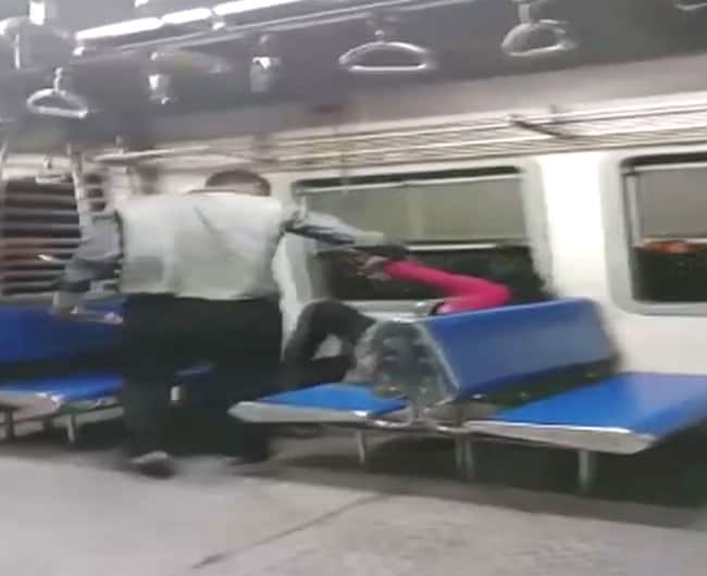 Man molests woman on local train in Mumbai  arrested