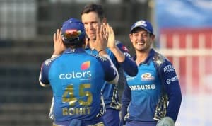 IPL 2020, MI vs SRH, Match 17 In Pictures: Mumbai Indians Jump to Top After Beating Sunrisers Hyderabad