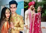 Marathi Actor Manasi Naik Ties the Knot With Boxer Pradeep Kharera in a Typical Maharashtrian Affair